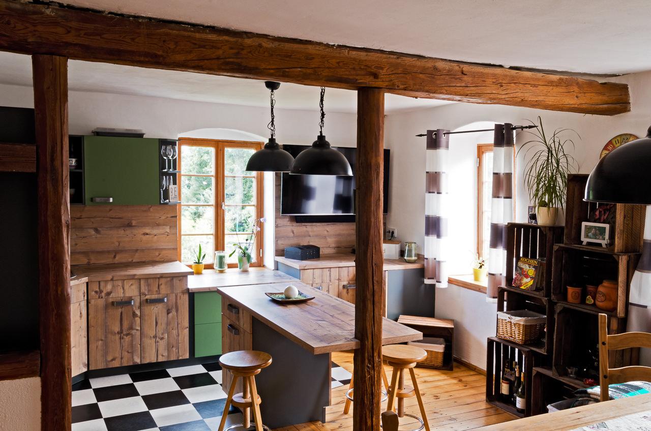 Moderne, zeitlose, grifflose und Landhaus-Küchen - Ihr ...